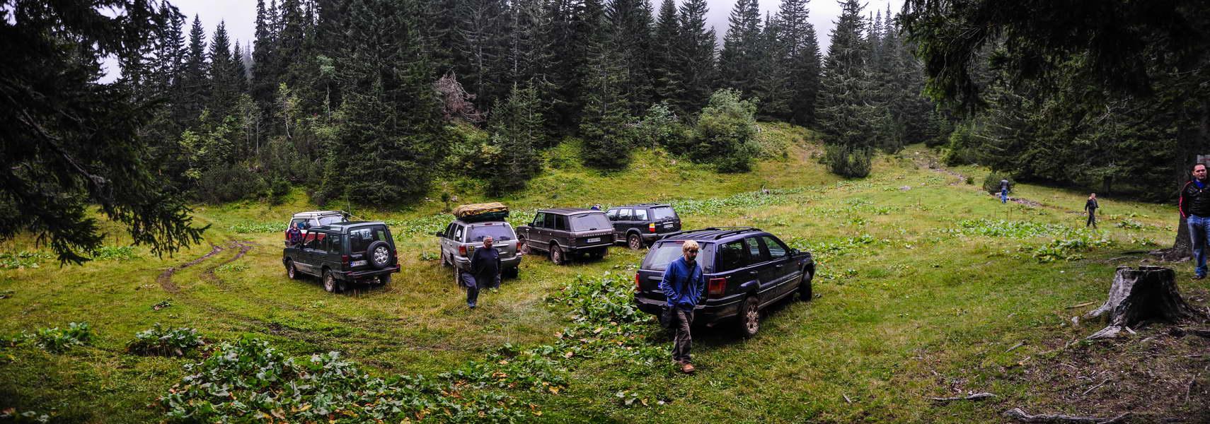 Jezerac, sjajno mesto za kampovanje