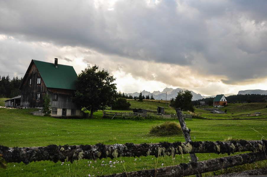 Etno-selo Podgora