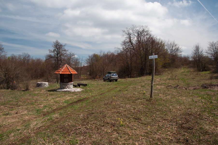 Tri bunara - fresh water and nice camping spot on Devica mountain