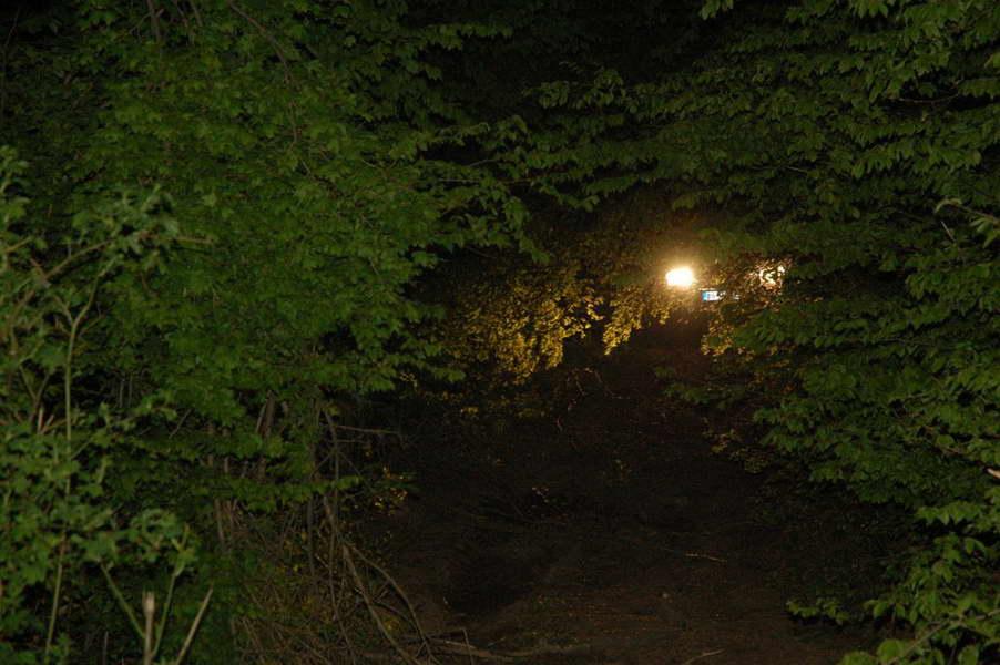 A night struggle to reach Kovej