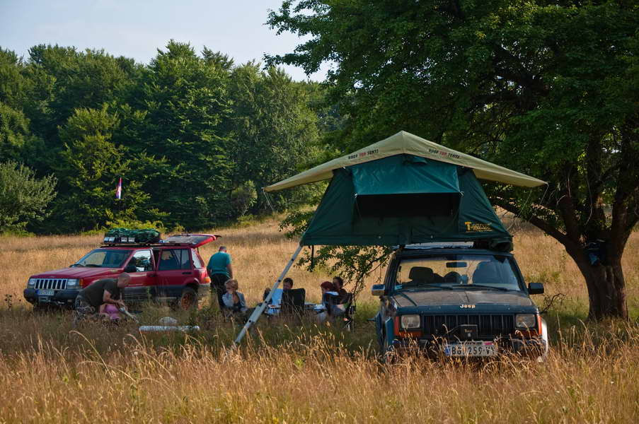 T-Max krovni šator
