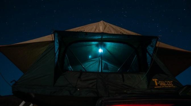 T-Max rooftop tent – zašto je krovni šator bolji?