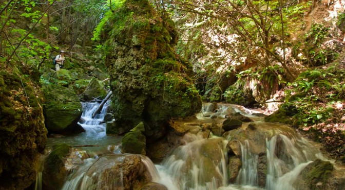 Kanjon Jagnila u Homolju