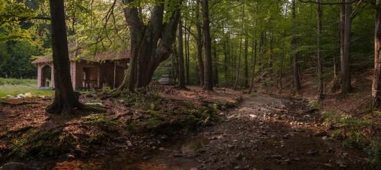 Vinatovača river campground