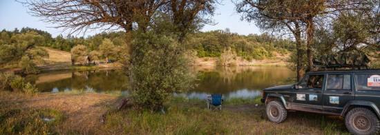 By the lake Vrmdža
