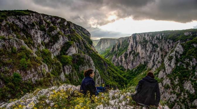 From Lazar's cave, over Malinik, Brezovica and Valkaluci to Resavica
