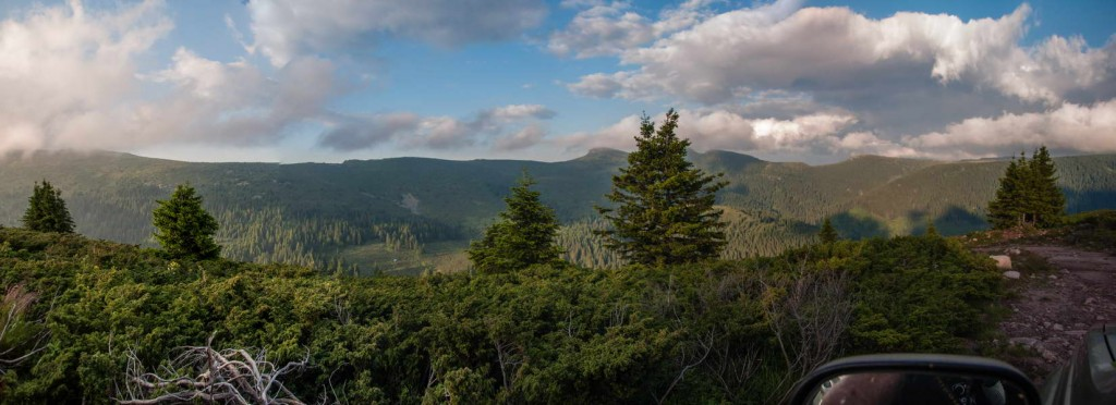 Glavni greben Stare planine