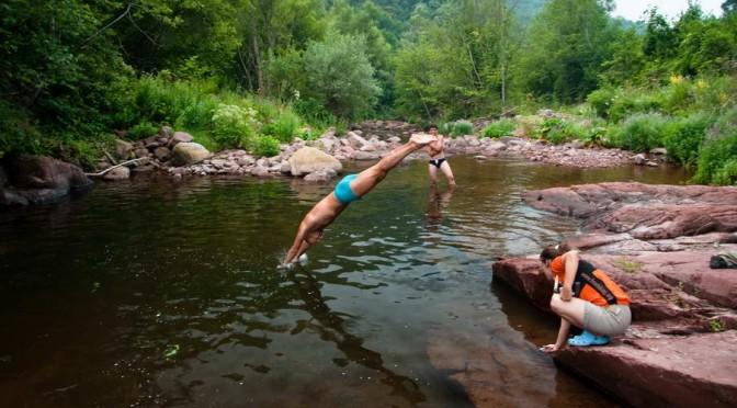 Reke kao more (letovanje na Staroj planini)