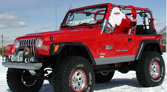 Serbianoutdoor 4×4 wish you a Merry Christmas and a Happy New Year!