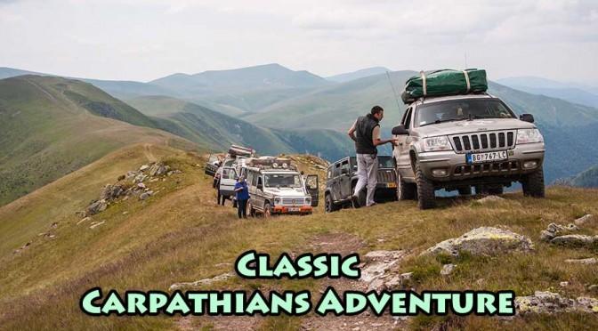 Classic Carpathians Adventure