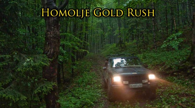 Homolje Gold Rush