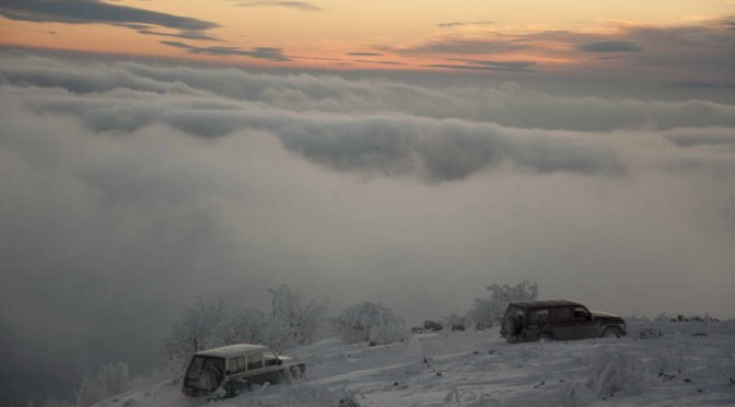Kamenovo i Beljanica – prvo zimsko okupljanje u Homolju