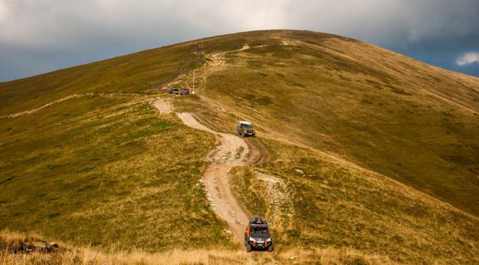 Offroading in Romania – beginning of the end?