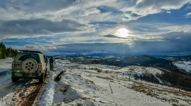 Our great winter adventure – images and video