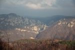 Greben planina, detalj