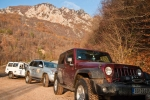 Stenoviti vrhovi Greben planine