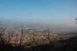 Pogled sa Vidliča ka dolini Visočice