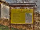 Info tabla o parku prirode Stara planina