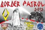 Oficijelna nalepnica karavana Border Patrol 2012