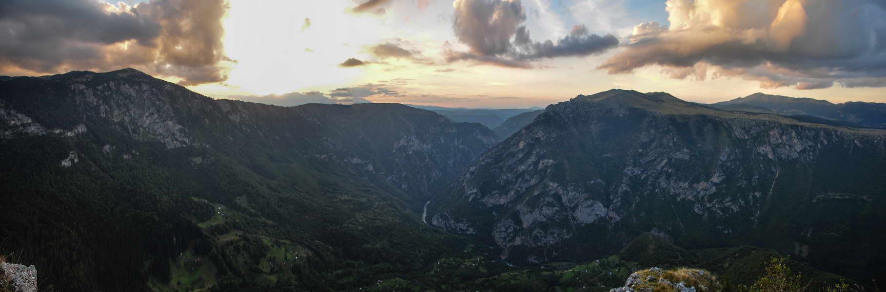 Kanjon Tare sa Ćurovca
