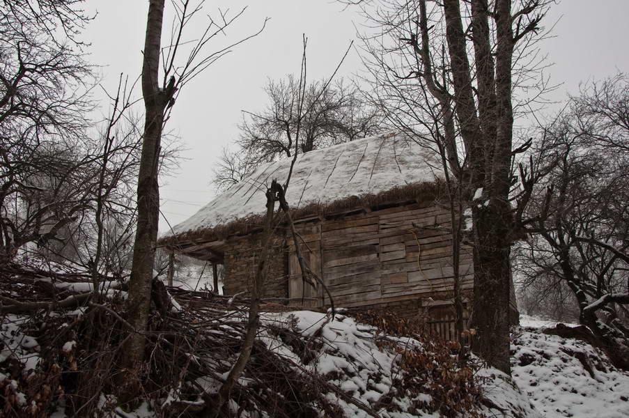 Stara kuća u Anđelinkovcima