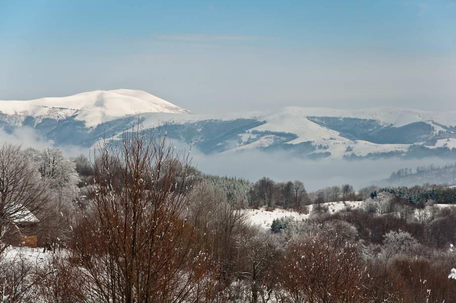 Najviši vrhovi jugoistočne Srbije