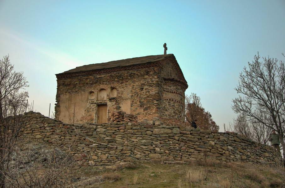 Crkva Svete Bogorodice iz 14. veka