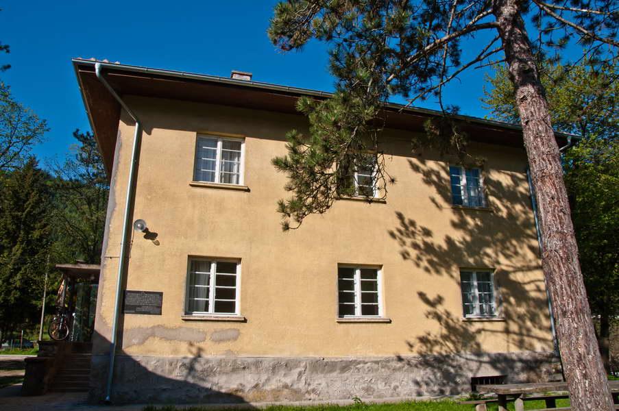 Glavni objekat u nastavnoj bazi Šumarskog fakulteta