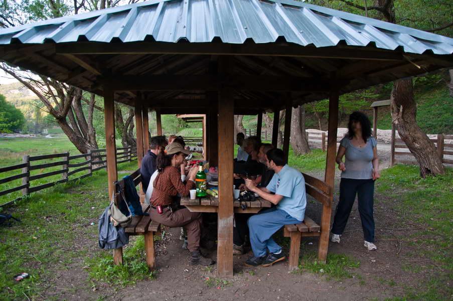 KAUP-ovska večera u prirodi