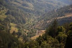 Pogled ka dolini Šošanice