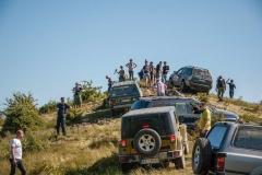 Više džipova na Malom Maliniku nikada nije bilo