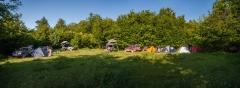 Panorama kampa