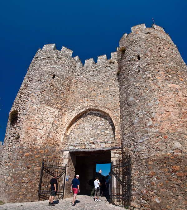 Ulaz u tvrđavu