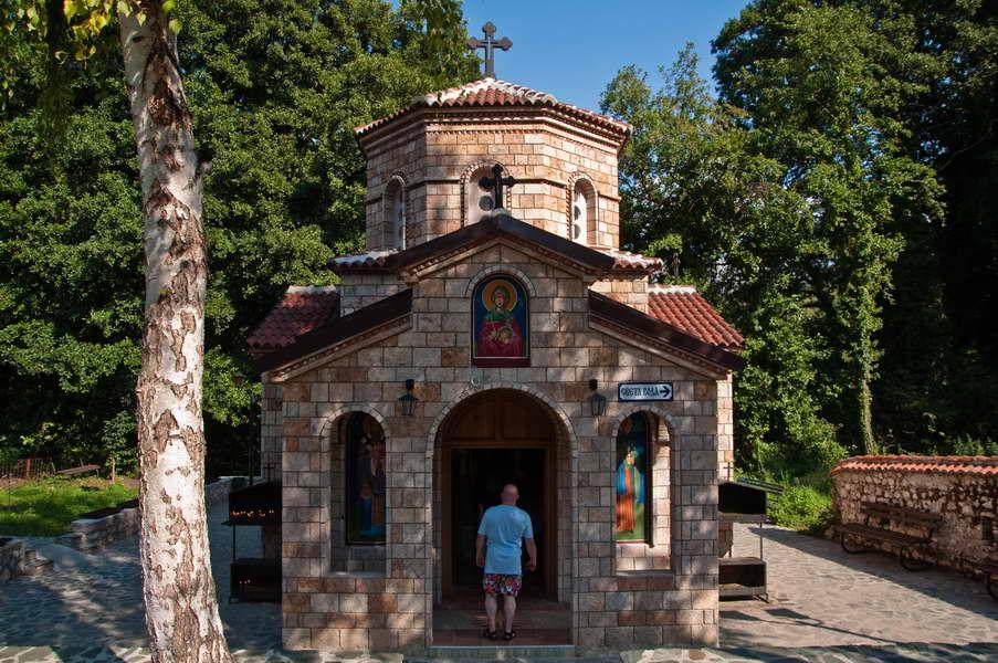 Crkvica Svete Petke