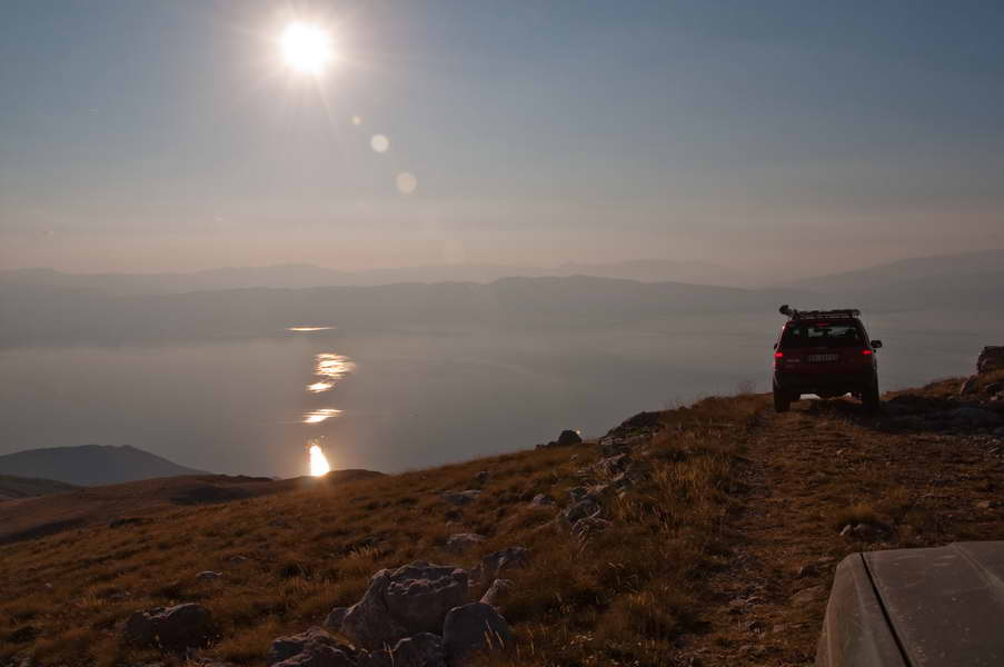 ...dok nam Ohridsko jezero ne izlazi iz vidokruga