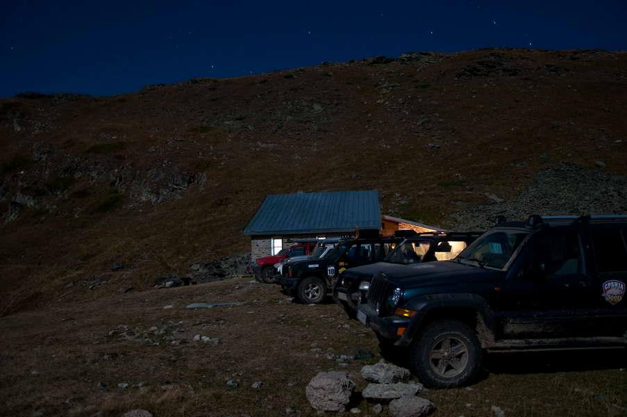 Noć u domu pored Golemog ezera na Pelisteru