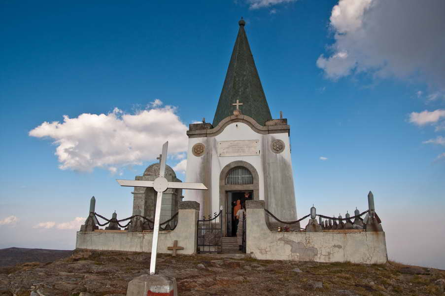 Kapela na Kajmakčalanu