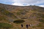 Salakova jezera - 2200 m