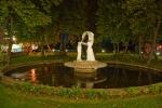Statua Biljane u Ohridu