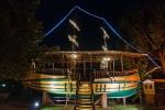 Brod restoran na Biljaninim izvorima