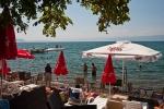 Plaža na Ohridskom jezeru