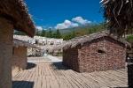 Verna rekonstrukcija praistorijskog sela