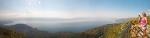 Sa Koritskog rida vidi se čitavo Ohridsko jezero