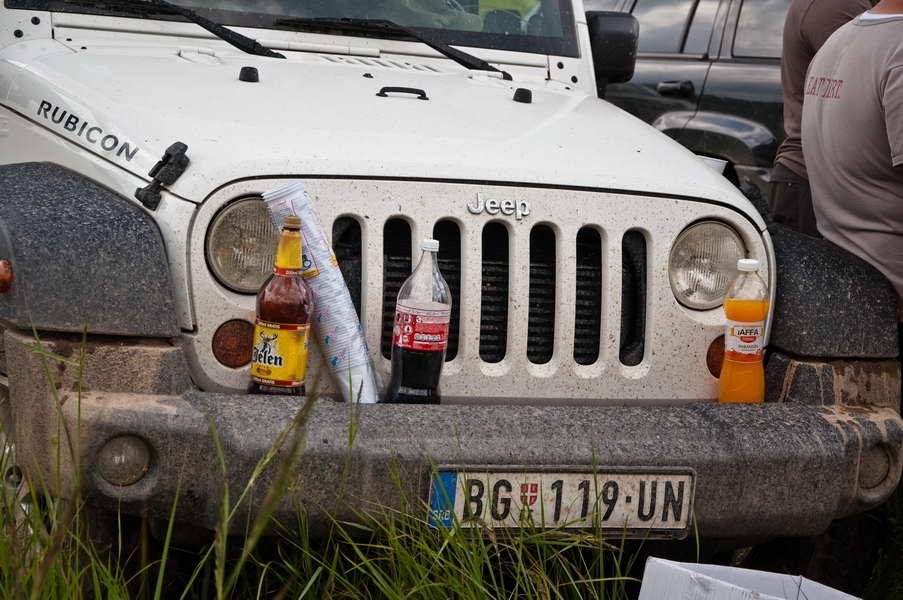 Pivo za suvozače, sokovi za vozače :-)