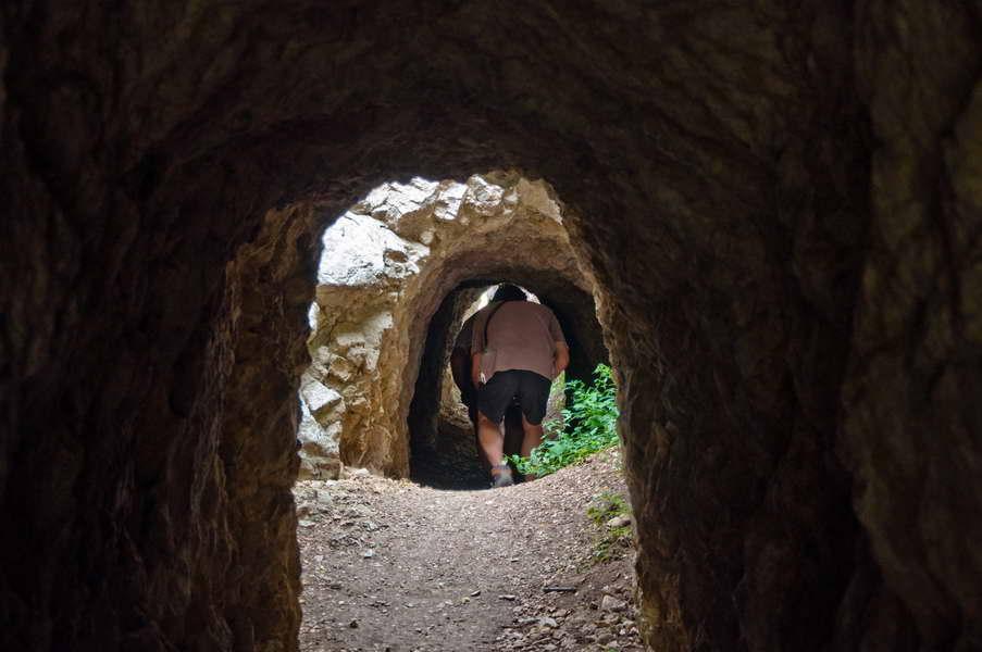 Kroz tunele ka Sasca Montani