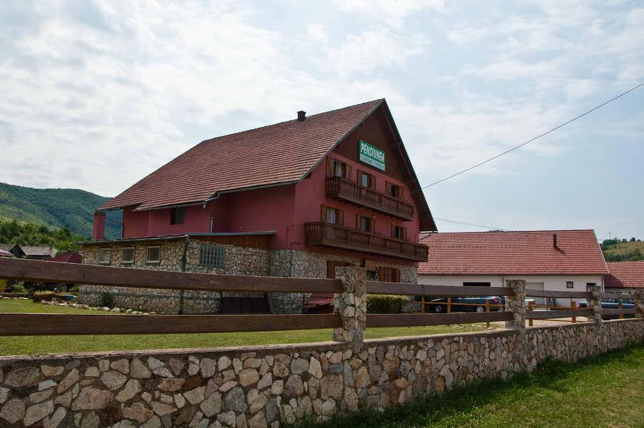 Motelčić u Sasca Montani