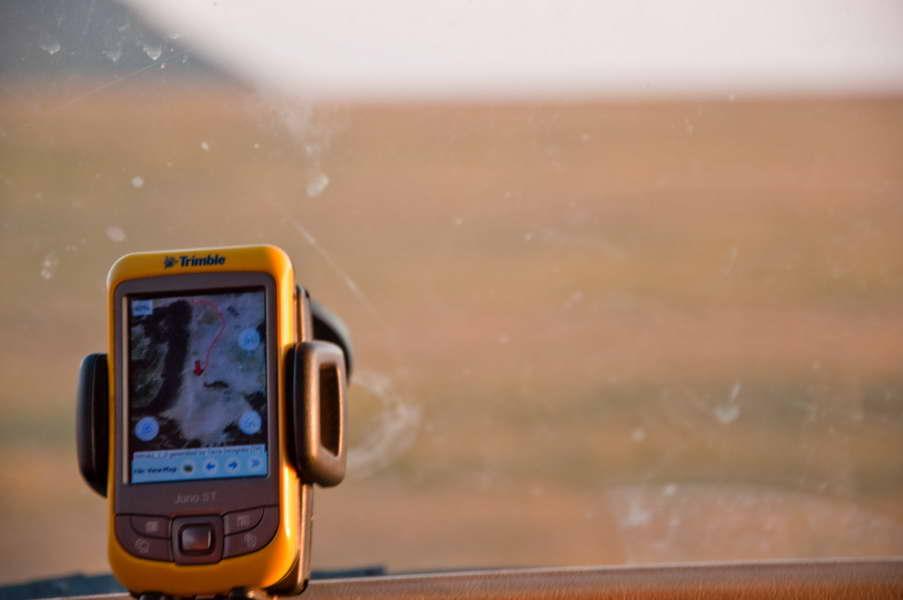 GPS ne kaže ništa o tresavama