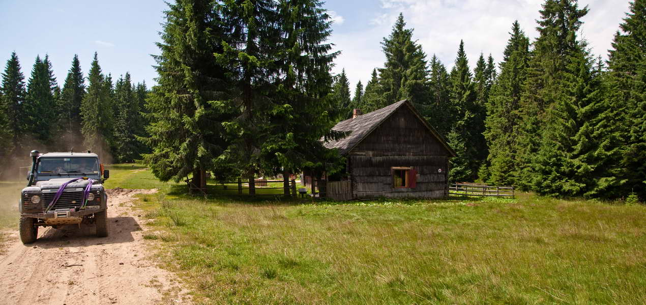 Šumska kuća Nisipište