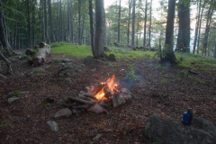 Tu je i logorska vatra