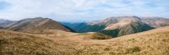 Grebeni Carkua i Godeanu planina